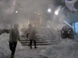 2月8日(土)夕方 主日のミサ前の多摩教会