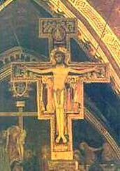 サン・ダミアーノの十字架像