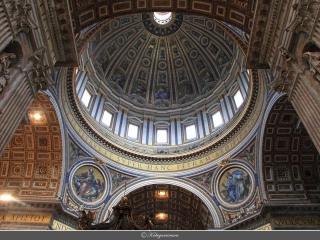 サン・ピエトロのドーム