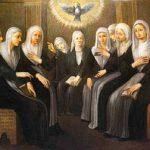 1535年 聖アンジェラ・メリチ   イタリアのブレッシアにおいて会を創立