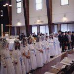 吉祥寺教会初聖体の日