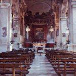 聖アフル教会聖堂内