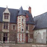 昔のトゥールの修道院