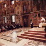 バチカン・聖ペトロ大聖堂での列福式ミサ