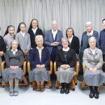 田面木修道院の姉妹たちと共に