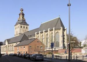 ケルンの聖ウルスラ教会