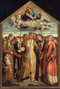 聖ウルスラと殉教者の娘たち